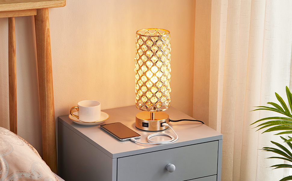 Touch lamp