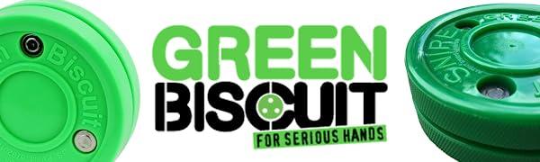 Green Biscuit logo