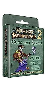 Munchkin Pathfinder, Munchkin, Pathfinder, Role playing game, RPG, Steve Jackson Games