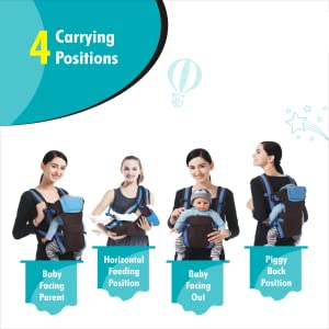 B07YHT7DYH- Baby Carry Bags SPN-FOR1