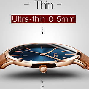 thin watch