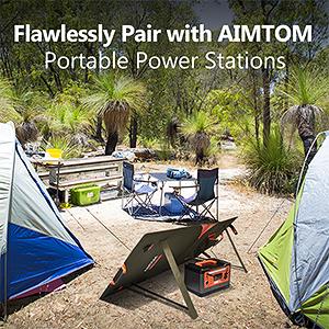 aimtom solar generator system
