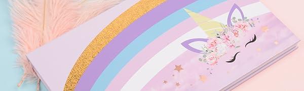 Unicorn magnetic palette