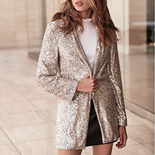 sequin jackets for winter