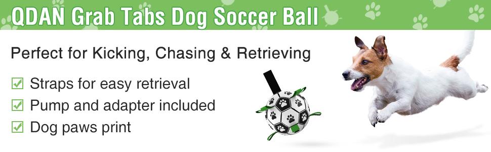DOG SOCCER BALLS
