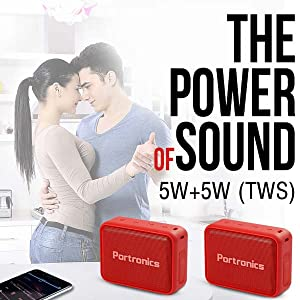 bluetooth speaker with mic, portable speaker with mic, bluetooth speaker with microphone,