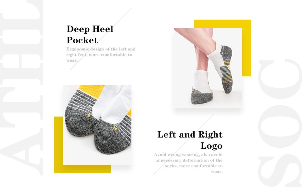 athltic socks