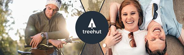 Treehut wood bamboo sunglasses