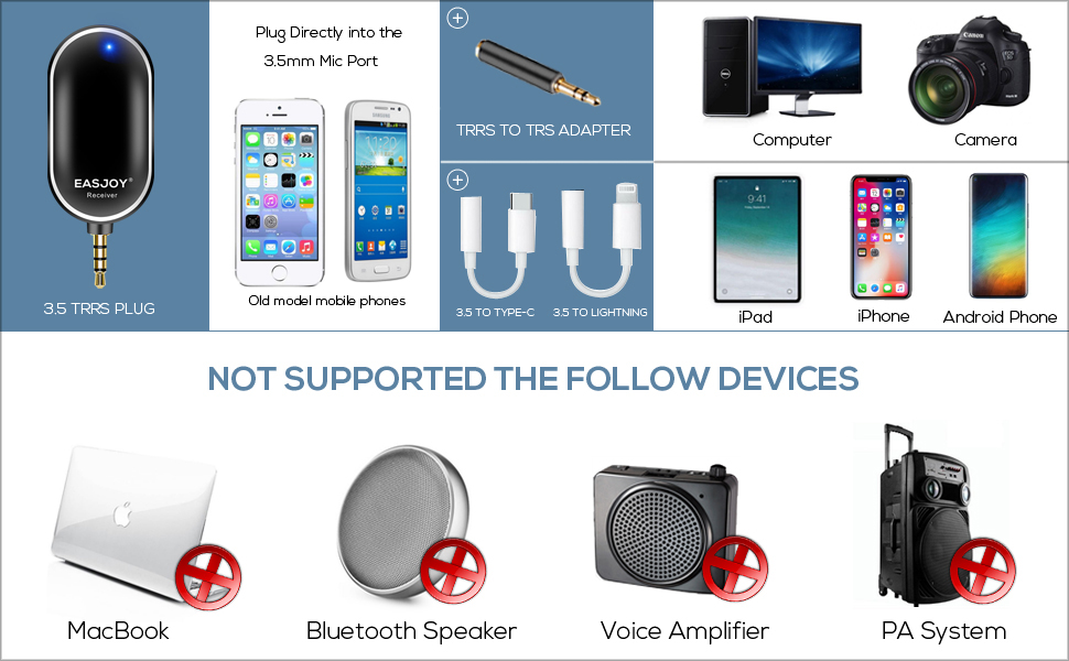 lapel microphone wireless