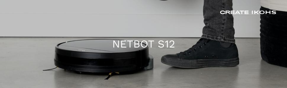 aspiradora netbot s12