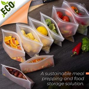 reusable ziplock bags