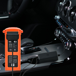 Autel Robotics EVO II Series Car Charger Charging Batteries On the Go