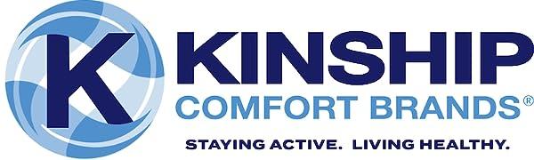 Kinship Comfort Brands Compression Sleeves, Arm Compression Sleeves,