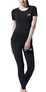 Mallas de Deporte de Mujer Leggings de Yoga 3/4