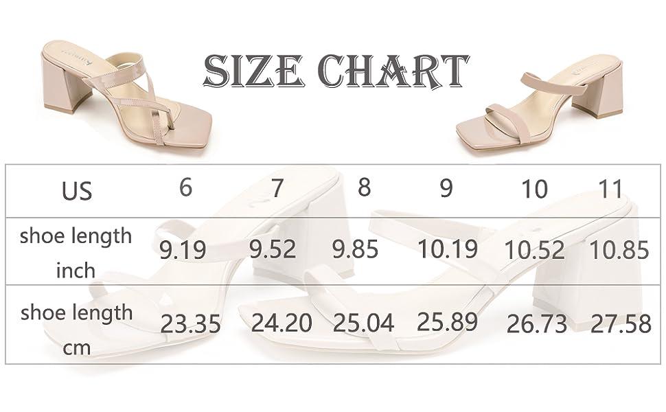 square toe wide slipper