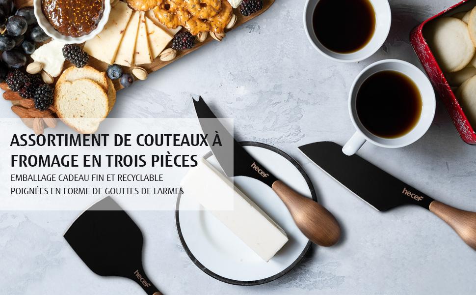hecef kitchen knife set