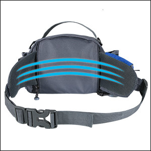 fanny pack for women men kids boy girl hiking walking camping cycling large black blue red waist bag