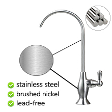 drinking water filter faucet