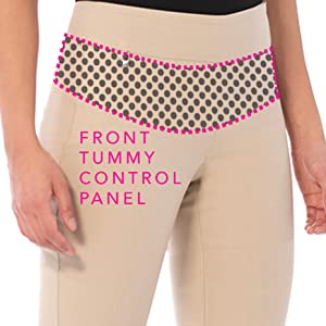 Tummy Control Panel