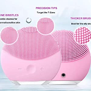 water proof face scrubber