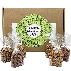 Geschenkset Nüsse und Kerne