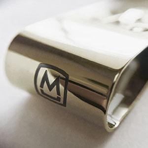 M-Clip money clip patented design