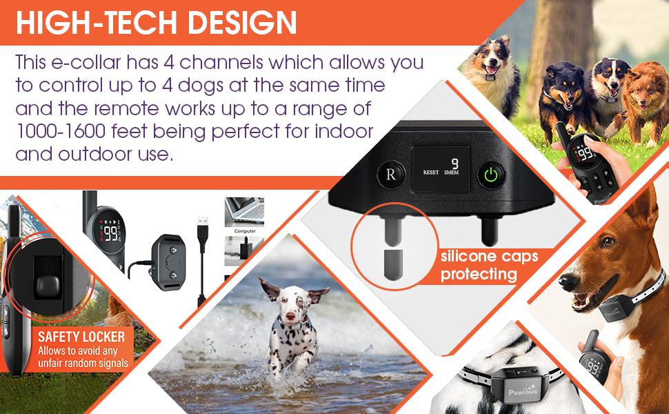 ecollar dog training collar small dog collar with remote small dog shock collar thick dog collar