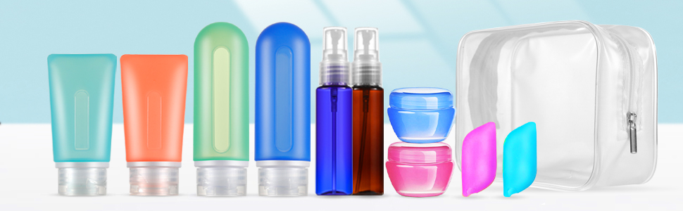 travel size containers