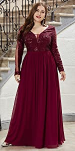 ever-pretty-vestito-da-sera-donna-scollo-a-v-stile