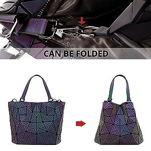 Faltbare Tasche