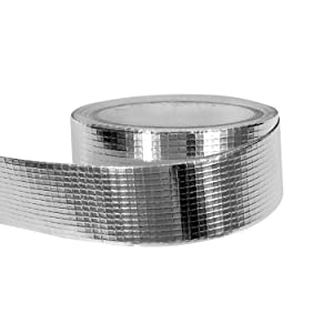 Aluminum Foil Face Zijmat 32 x 54 x .62 Thick Hood Liner Self-Adhesive Automotive Insulation Sound Deadening Mat