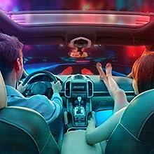 car interior led