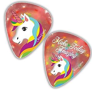 Unicorn Guitar Picks