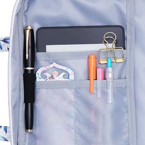 Multiple Internal Pockets