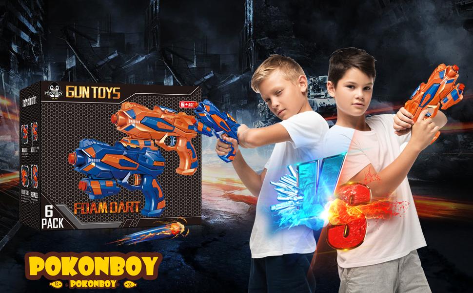 blaster guns