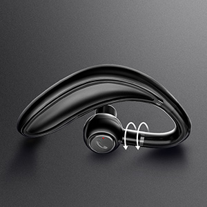 Bluetooth headset for cell phones