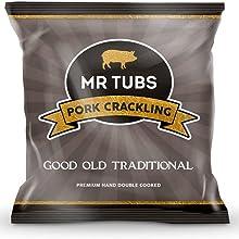 traditional pork crackling