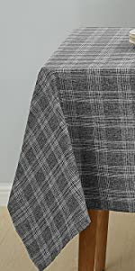 Deconovo Scottish Tablecloth