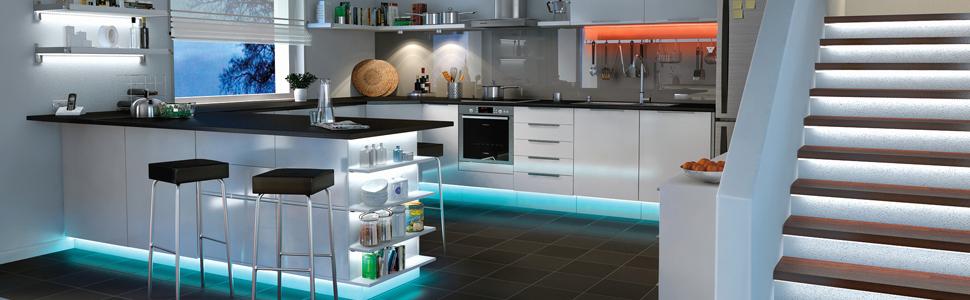 5050 White LED Strip Light