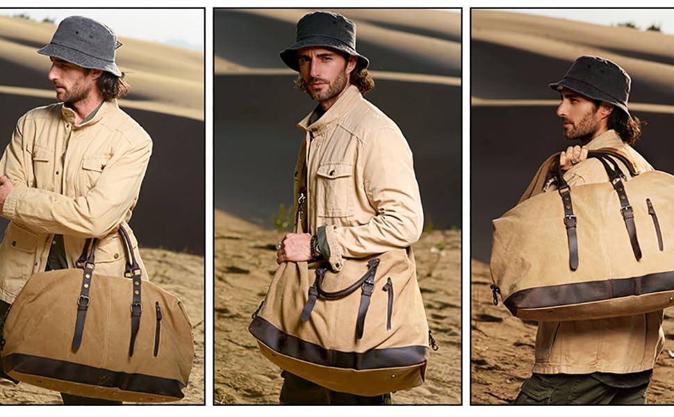 duffel bag for men weekend bag travel bag
