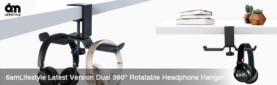 headphone holder for desk