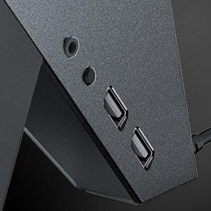 gaming headphone stand