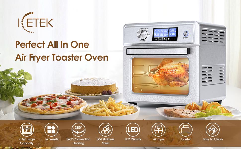 Countertop Rotisserie Oven