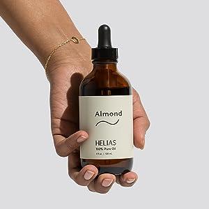 Helias Almond Oil, Helias oils, Almond Oil