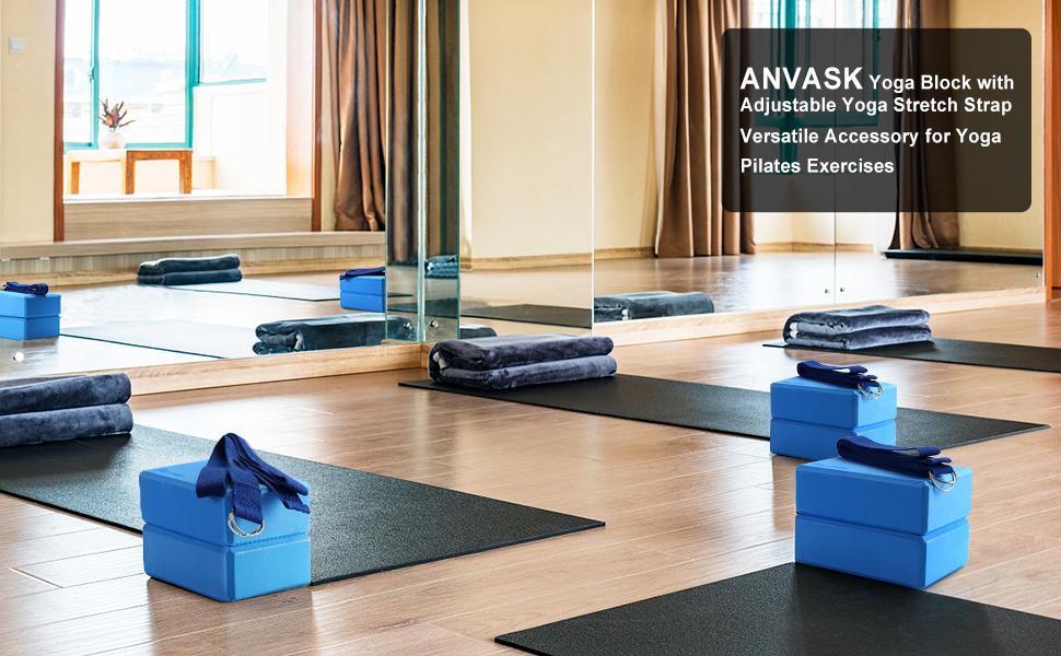 mattoncini yoga