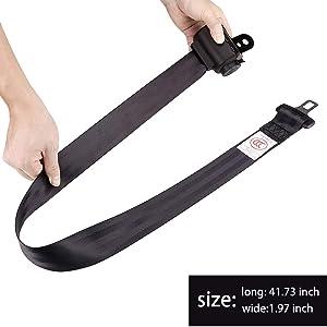 Universal Retractable Belts