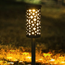 yard solar light