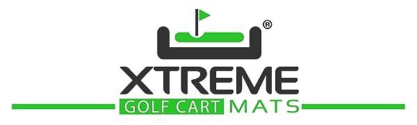 xtreme mats golf logo
