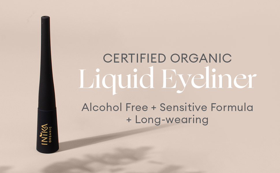 INIKA Organic Liquid Eyeliner