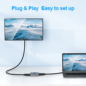 TECKNET HDMI Switch 6